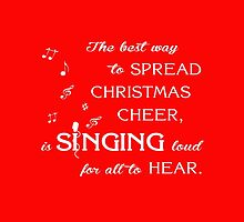 Singing loud for all to hear by fashionandlife