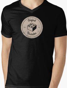 Original Brickster (Since 1932) Mens V-Neck T-Shirt