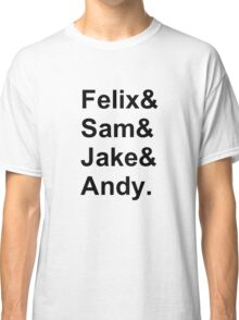 Nowhere Boys Squad Classic T-Shirt
