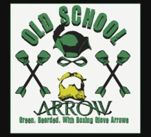 Old School Arrow Kids Clothes