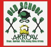Old School Arrow Kids Clothes