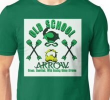 Old School Arrow Unisex T-Shirt