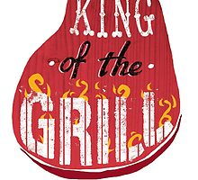 King of the Grill by odin