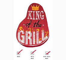 King of the Grill Unisex T-Shirt