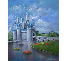 Castle of Dreams Photographic Print