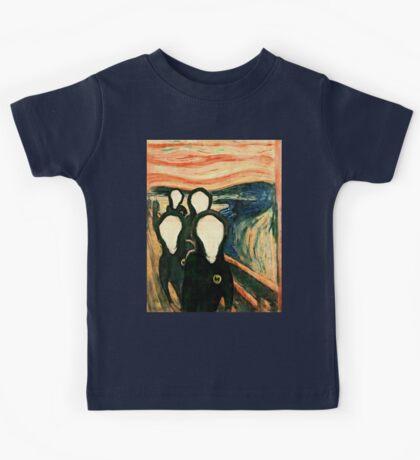 Wu Scream - www.art-customized.com Kids Tee