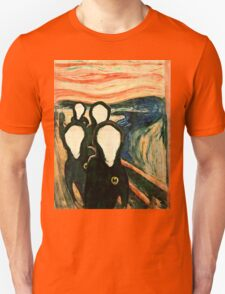 Wu Scream - www.art-customized.com Unisex T-Shirt