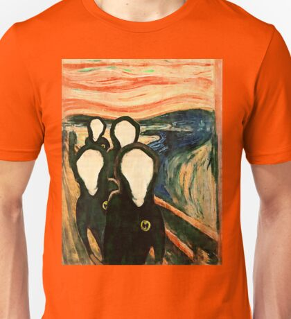 Wu Scream - www.art-customized.com Unisex T-Shirt