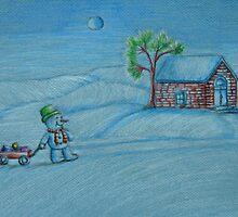 Home to Christmas by thuraya o