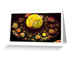 Peggi's Sun Greeting Card
