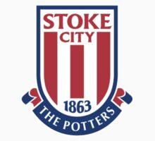 stoke city logo by godussop