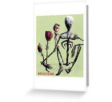 Incesticide Greeting Card