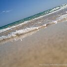 Seashore waves by erison103