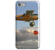 WW1 - Fighting Colours lll iPhone Case/Skin