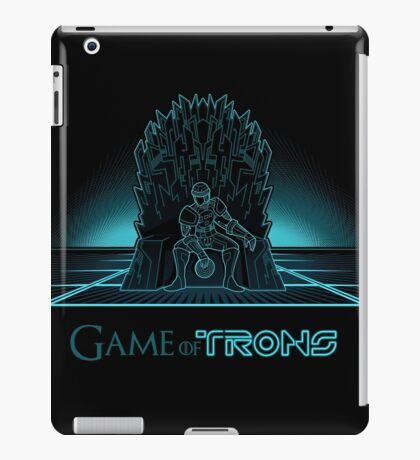 Game of Tron iPad Case/Skin