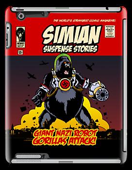 Giant Robot Nazi Gorilla III by Ross Robinson