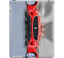 wrrrrroam! iPad Case/Skin