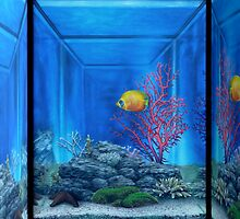 3D Fish Tank by Marvin Hayes