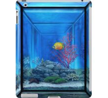 3D Fish Tank iPad Case/Skin