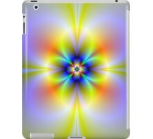 Neon Flower iPad Case/Skin