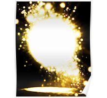 energy ball Poster