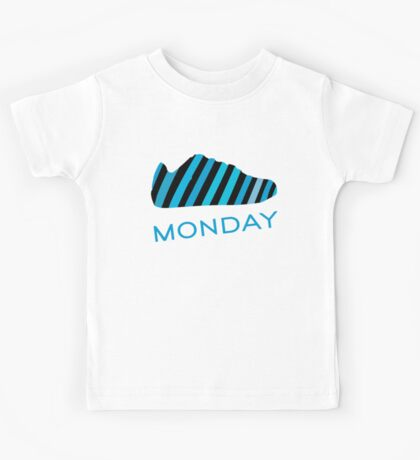 Blue Monday  Kids Tee