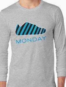 Blue Monday  Long Sleeve T-Shirt