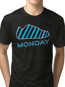 Blue Monday  Tri-blend T-Shirt