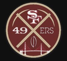 SF 49ERS by serafino