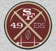 SF 49ERS Kids Clothes