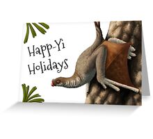 Happ-Yi Holidays Greeting Card