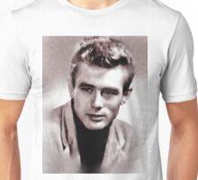 James Dean by John Springfield Unisex T-Shirt