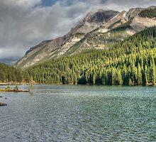 Two Jack Lake by Keri Harrish
