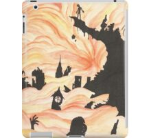 At the Edge iPad Case/Skin