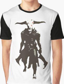 Capra Demon Graphic T-Shirt