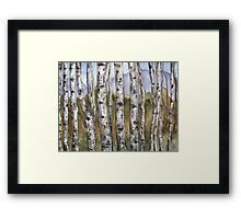 Lost or Found? Framed Print