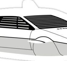 Lotus Esprit S1 - James Bond Sticker
