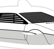 Lotus Esprit S1 - James Bond Sticker