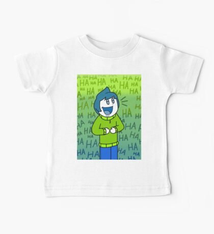 Obie Laughing Baby Tee