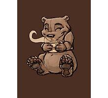 Bear Brew Photographic Print