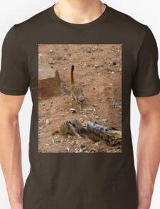 Meerkat Buddies Unisex T-Shirt