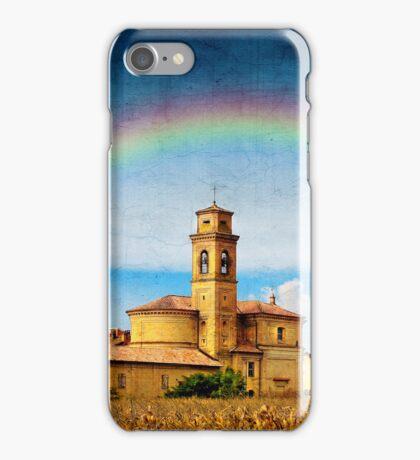 Rainbow of Faith iPhone Case/Skin