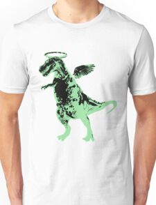 Angel Rex (inverted black and mint) T-Shirt