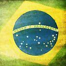 Brazil flag by naphotos