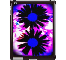 FUNKY IPHONE COVER - TWO DAISIES iPad Case/Skin