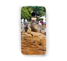 Meerkats Chilling Samsung Galaxy Case/Skin