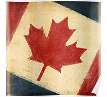 Canada flag Poster