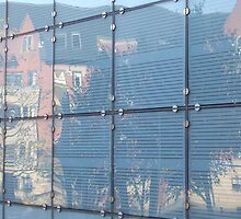 Reflection 2, Urbis, Manchester, England by exvista
