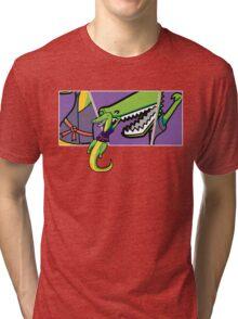 karate chomp 2 Tri-blend T-Shirt