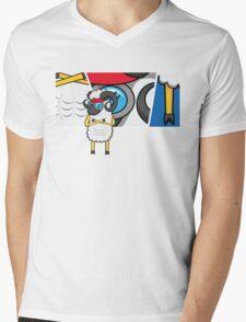 Ram Bo 2 Mens V-Neck T-Shirt